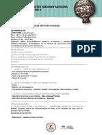TALLER DE PORTAFOLIOS PARA ARTISTAS VISUALES - MARÍA OZCOIDI