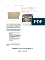 AirWall Dust Collection Mini Down Draft Table 02 22 2008