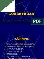 Coxartroza Prof Cirstoiu
