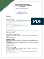 Catalogo Tesis de Doctorado y Maestria Cides Umsa La Paz Corregir Titulos 1 Marzo 2014