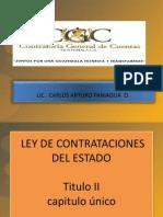 CAPACITACION LEY DE CONTRATACIONES DEL ESTADO.pptx