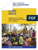 Global Health Task Force Report