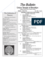 UT Bulletin April 2014