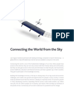 Connecting the World from the Sky