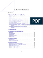 Math Review2