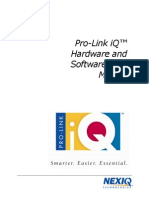 ProLink iQ UserManual v1 111609