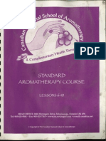 Standard Aromatherapy Course_6-10