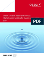 BBF India WaterAndWaterTreatmentInIndia