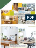 Personal Printing Guide ES