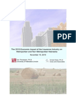 2010 Insurance Industry Report