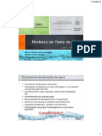 Aula 10 Rede Fluxo Acquanet 2013