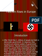31-3 fascism rises in europe