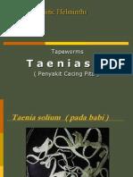 taeniasis