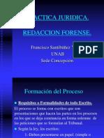Redacción Forense II
