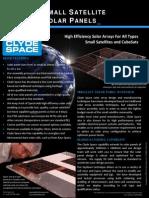 Solar Panel Datasheet