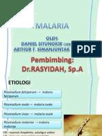 MALARIA Case New
