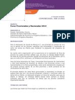 Comunicado_JSN_14_002 _Foros_Provinciales_y Nacionales_2014.pdf