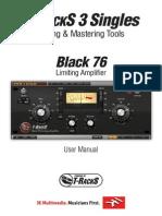 Black 76 User Manual