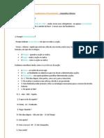 Complementos Circunstanciais  - Gramática Clássica
