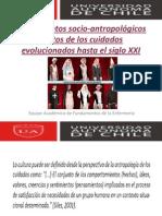 Fundamentos Socio Antropologicos e Hitos de Los Cuidados Evolucionados