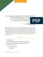 Medidas Proteccion Violencia Genero
