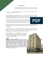 Bancos Centrales y Otros