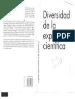 006 Diversidad explicación científica.pdf