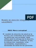 Modelo de atención integral de salud(MAIS)