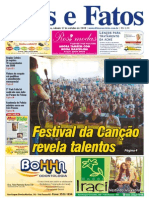Jornal Atos e Fatos - Ed. 645 - 17-10-2009