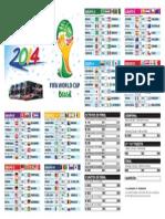 Fixture Mundial Flechabus