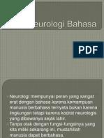 Neurologi Bahasa
