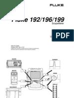 Manual Fluke196