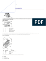 Engine Description and Operation