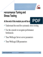 22 - Performance Tuning and Stress Testing - Slide