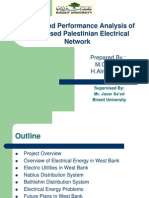 energy sector in palestine