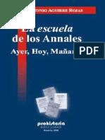 26689539 La Escuela de Los Annales