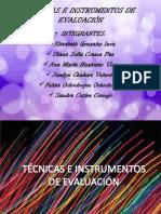 tcnicaseinstrumentosdeevaluacin-121223115327-phpapp02