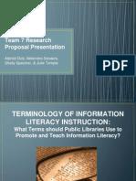 team 7 research proposal presentation pptx