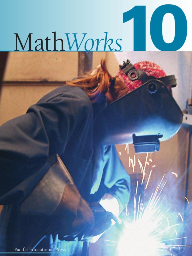 Math works 10