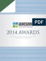 Awards Catalog 2014