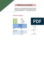 Formula de Dagan