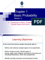 Chapter 1 Probability