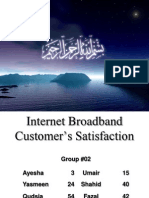 50136359 Broadband Customerr Ssatisfaction BRM