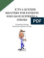 stroke pamphlet