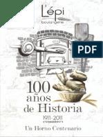 Folleto L'épi boulangerie 100 años.pdf
