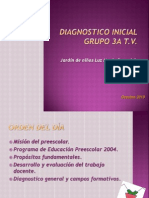 Diagnostic o 2