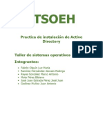 Practica Avtive Directory
