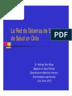 05. La RED Del Sistema de Servicios de Salud en Chile090112