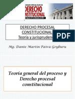 Teoria y Jurisprudencia Del Derecho Procesal Constitucional