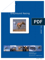 2012 v1 - Greyhound Racing Overview